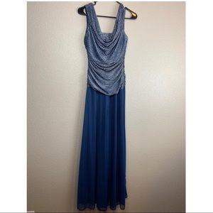 Sleeveless Evening dress - only worn once